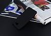 General Mobile GM6 Mat Siyah Silikon Kılıf - Resim 2
