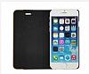 GOODEA iPhone 6 / 6S Ahşap Kapaklı Siyah Kılıf - Resim 4