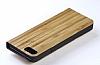 GOODEA iPhone 6 Plus / 6S Plus Doğal Bambu Kapaklı Kılıf - Resim 3