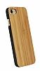 GOODEA iPhone 7 / 8 Doğal Bambu Kılıf - Resim 1