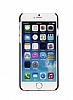 GOODEA iPhone 7 Plus / 8 Plus Darkwood Rainbow Ahşap Kılıf - Resim 3