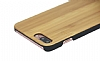GOODEA iPhone 7 Plus / 8 Plus Doğal Bambu Kılıf - Resim 4