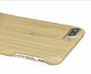 GOODEA iPhone 7 Plus / 8 Plus Ultra Thin Bambu Kılıf - Resim 2