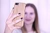 GOODEA iPhone 7 Plus / 8 Plus Ultra Thin Bambu Kılıf - Resim 6