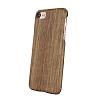 GOODEA iPhone 7 Ultra Thin Darkwood Ahşap Kılıf - Resim 2
