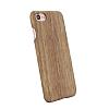 GOODEA iPhone 7 Ultra Thin Darkwood Ahşap Kılıf - Resim 1