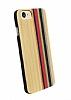 GOODEA iPhone 7 / 8 Rainbow Ahşap Kılıf - Resim 1