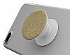 HandSockets Gold Simli Telefon Tutucu ve Stand - Resim 4