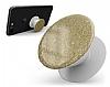 HandSockets Gold Simli Telefon Tutucu ve Stand - Resim 1