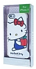 Hello Kitty SAN-154KTA iPhone SE / 5 / 5S Rubber Kılıf - Resim: 3