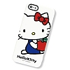 Hello Kitty SAN-154KTA iPhone SE / 5 / 5S Rubber Kılıf - Resim: 2