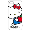 Hello Kitty SAN-154KTA iPhone SE / 5 / 5S Rubber Kılıf - Resim: 1
