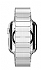 Hoco Apple Watch Link Bracelet Silver Metal Kordon (42 mm) - Resim: 2