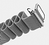 Hoco Apple Watch Milanese Loop Silver Metal Kordon (42 mm) - Resim: 3