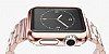 Hoco Apple Watch Rose Gold Metal Kordon 42 mm (Kılıf Hediyeli) - Resim: 2
