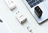 Hoco C25A Dijital Göstergeli Beyaz Ev Şarj Adaptörü - Resim 8