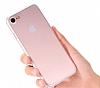 Hoco iPhone 7 / 8 Şeffaf Silikon Kılıf - Resim 3