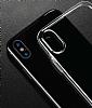 Hoco iPhone X / XS Şeffaf Silikon Kılıf - Resim 1