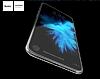 Hoco Light Series iPhone X Şeffaf Silikon Kılıf + Siyah Cam Ekran Koruyucu - Resim 6