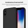 Hoco Original Series iPhone X / XS Siyah Silikon Kılıf - Resim 8