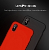 Hoco Original Series iPhone X / XS Siyah Silikon Kılıf - Resim 3