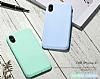 Hoco Original Series iPhone X Yeşil Silikon Kılıf - Resim 6