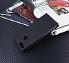 Honor 7X Gizli Mıknatıslı Yan Kapaklı Siyah Deri Kılıf - Resim 1