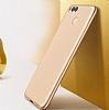 Honor 7X Mat Gold Silikon Kılıf - Resim 3