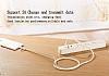 Honor Micro USB & Type-C Beyaz Data Kablosu 1.5m - Resim 5
