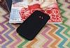 HTC 10 Mat Siyah Silikon Kılıf - Resim 2