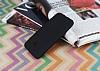 HTC 10 Mat Siyah Silikon Kılıf - Resim 1