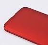 HTC 10 Tam Kenar Koruma Bordo Rubber Kılıf - Resim 1