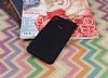 HTC Desire 10 Pro Mat Siyah Silikon Kılıf - Resim 1
