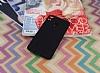 HTC Desire 10 Pro Tam Kenar Koruma Siyah Rubber Kılıf - Resim 1