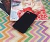 HTC Desire 12 Mat Siyah Silikon Kılıf - Resim 1