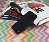 HTC Desire 12 Mat Siyah Silikon Kılıf - Resim 2