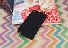 HTC Desire 626 Mat Siyah Silikon Kılıf - Resim 1