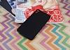 HTC Desire 825 / Desire 10 Lifestyle Tam Kenar Koruma Siyah Rubber Kılıf - Resim 1