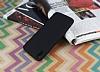 HTC Desire 828 Mat Siyah Silikon Kılıf - Resim 1
