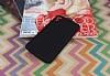 HTC Desire 828 Mat Siyah Silikon Kılıf - Resim 2