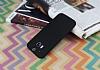 HTC One M8 Mat Siyah Silikon Kılıf - Resim 2
