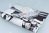 HTC One Taşlı Love Şeffaf Rubber Kılıf - Resim 1