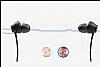 HTC Orjinal Type-C Siyah Mikrofonlu Kulaklık - Resim 1