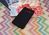 HTC U Ultra Tam Kenar Koruma Siyah Rubber Kılıf - Resim 1