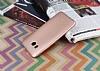 HTC U11 Mat Rose Gold Silikon Kılıf - Resim 2