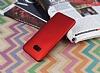 HTC U11 Tam Kenar Koruma Kırmızı Rubber Kılıf - Resim 2