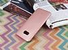 HTC U11 Tam Kenar Koruma Rose Gold Rubber Kılıf - Resim 2