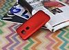 Huawei G8 Mat Kırmızı Silikon Kılıf - Resim 2