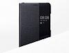 Huawei Mate 10 Pro Orijinal Uyku Modlu Kahverengi Kapaklı Kılıf - Resim 2