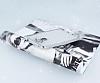 Huawei Mate 9 Taşlı Kenarlı Simli Silver Silikon Kılıf - Resim 2